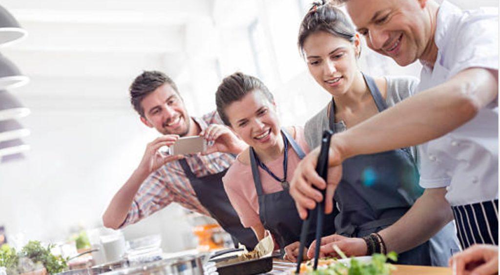 guadagnare con passione cucina